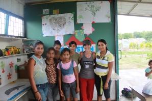 Group Photo - Shakti team Jiquilillo!